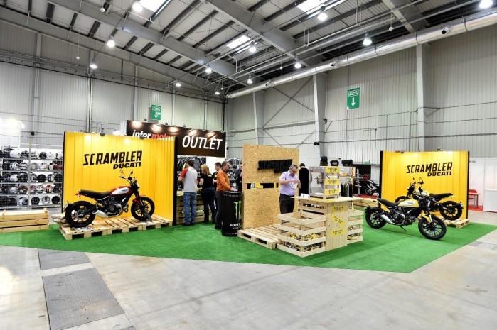 Scrambler 2015 Wystawa Motocykli Warszawa