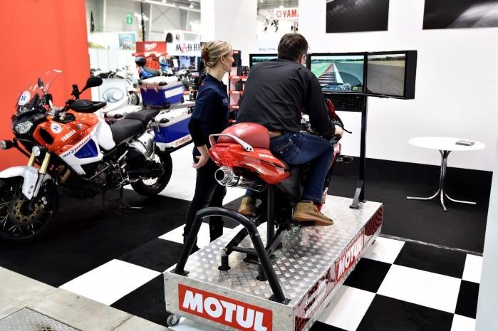 Trenazer 2015 Wystawa Motocykli Warszawa