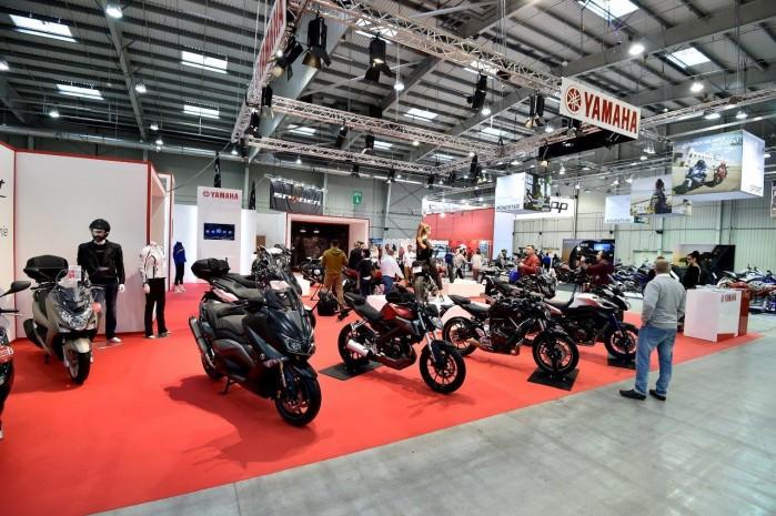 Yamaha 2015 Wystawa Motocykli Warszawa