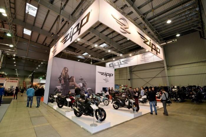 Zipp 2015 Wystawa Motocykli Warszawa
