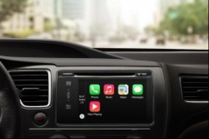 apple car play 2015