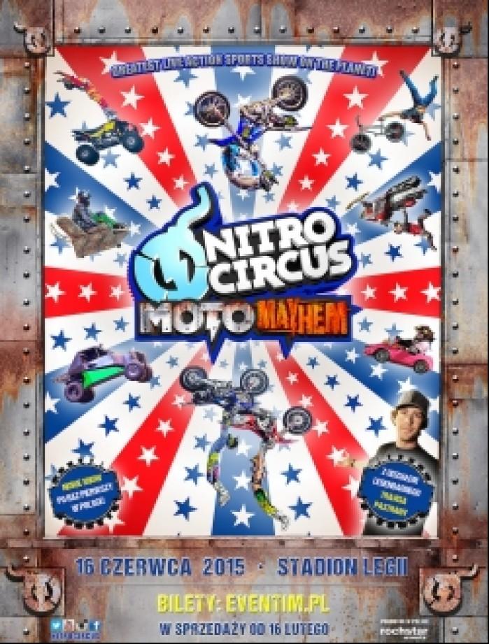 nitro circus moto mayhem w polsce