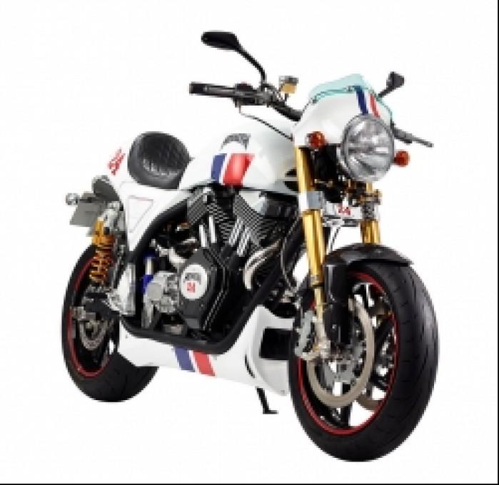 hesketh 24 brytyjski motocykl