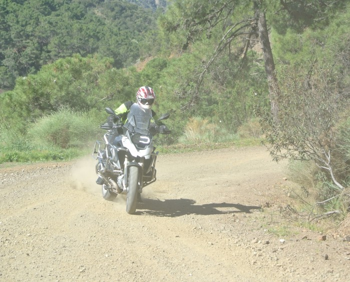 trailsmart opony teren