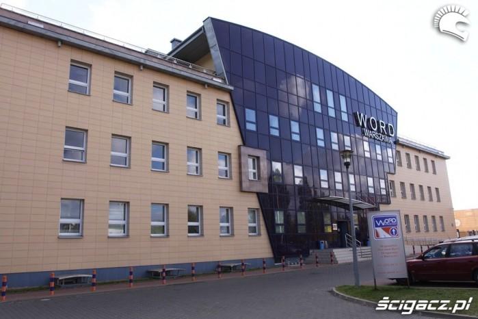 WORD w Warszawie