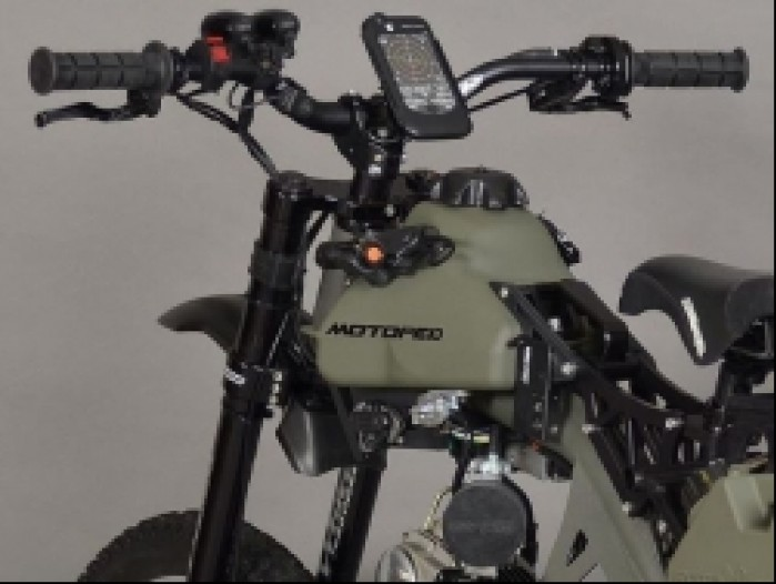 Motoped Black Ops 2