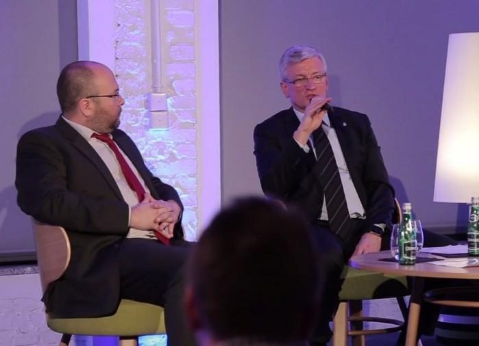 Prezydent Poznania Jacek Jaskowiak o Torze Poznan
