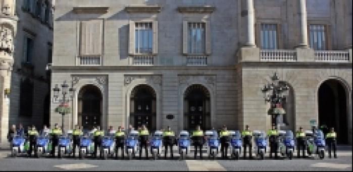 bmw c evolution policja