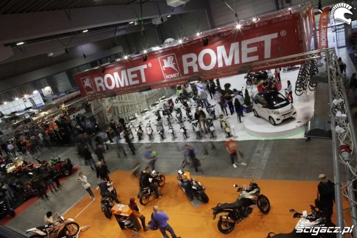 Motor Show Poznan 2014 Romet