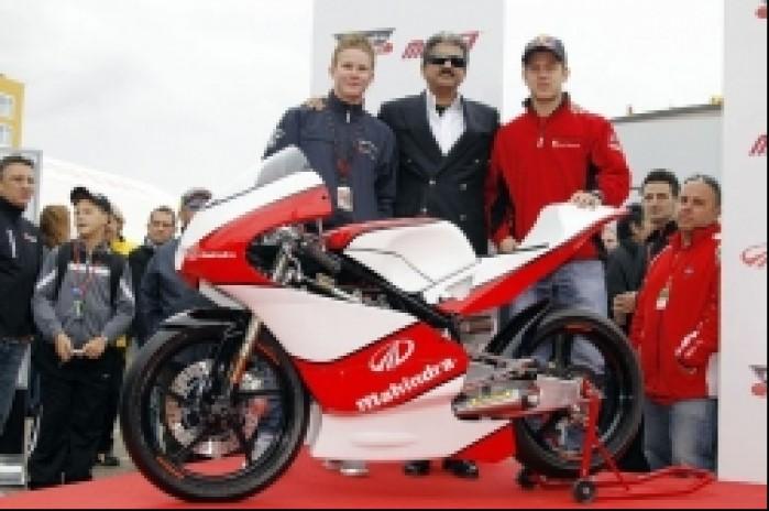 mahindra w moto3
