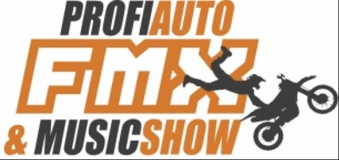 ProfiAuto FMX Music Show logo