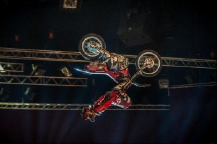 Ivankow Backflip Cordova Sky Fighters CUP