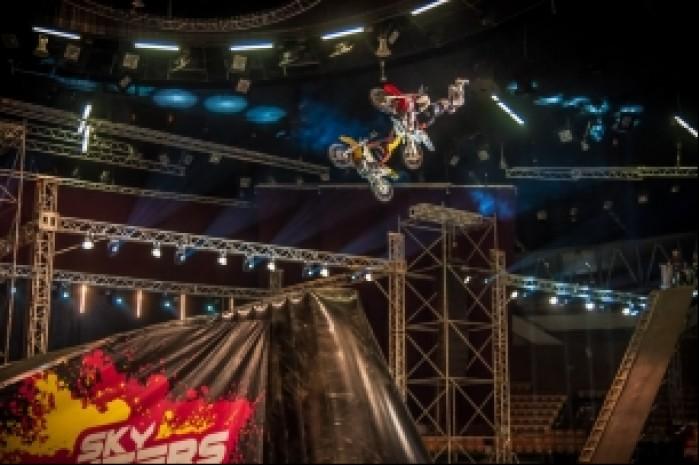 Sky Fighters CUP skoki synchroniczne Tobias i Ilka
