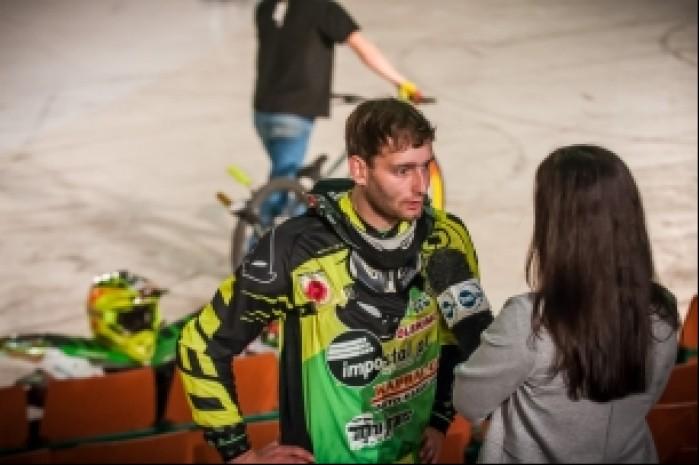Wywiad TVN Artur Puzio