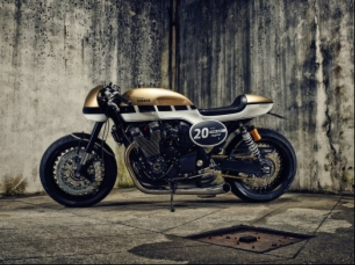 Yamaha XJR1300 jubileuszowa