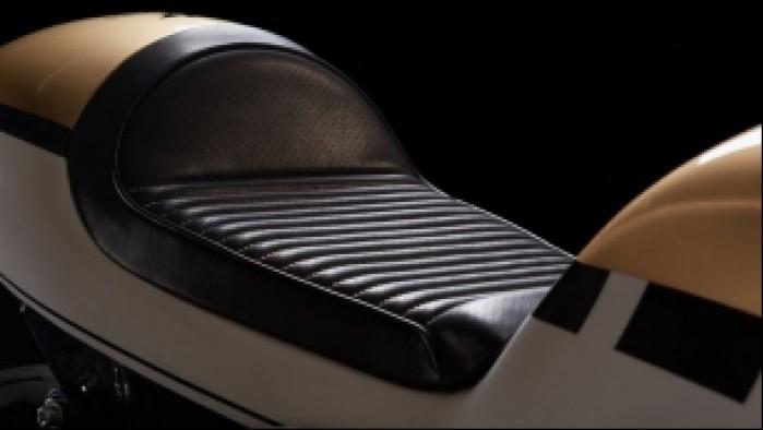 Yamaha XJR1300 siedzenie