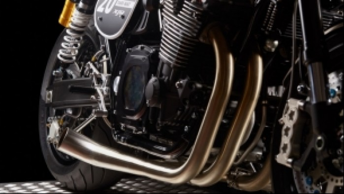 Yamaha XJR1300 silnik