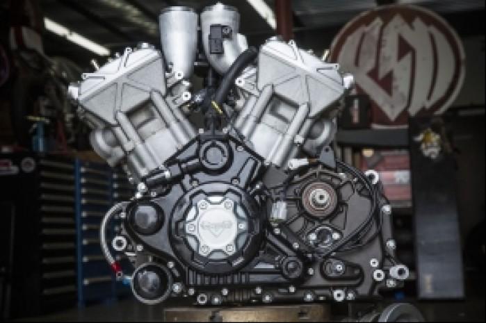 victory project 156 silnik