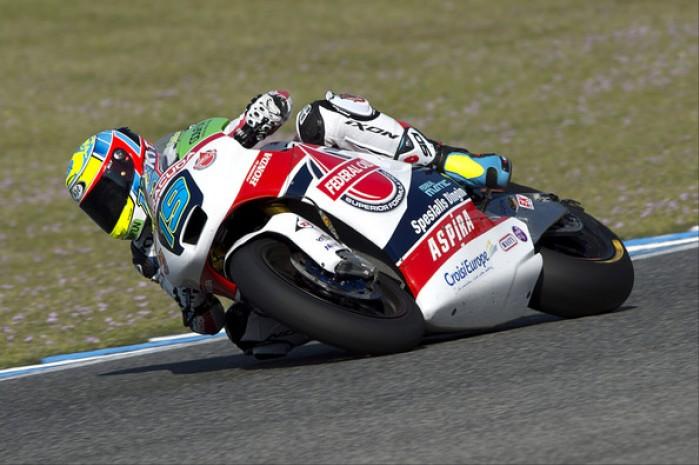 Xavier Simeon Moto2