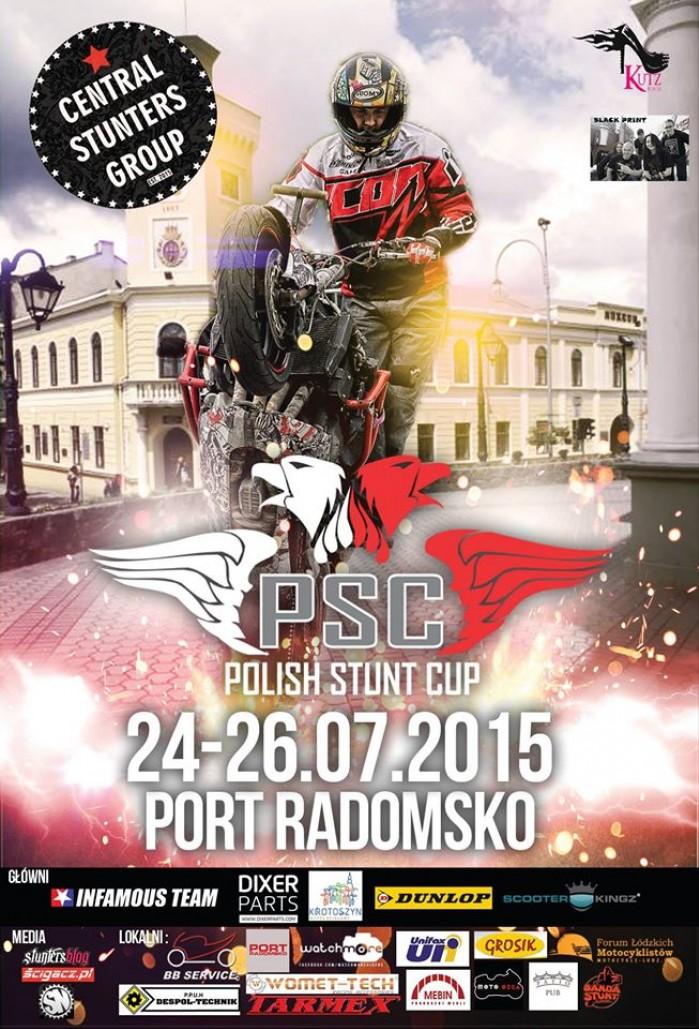 PSC Radomsko plakat