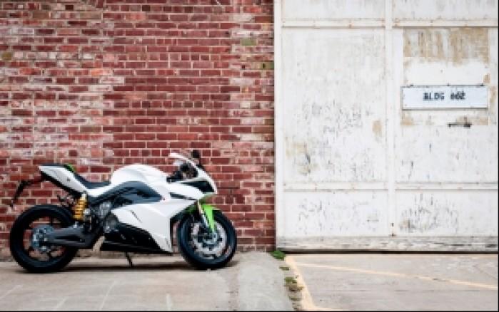 Energica Ego Superbike