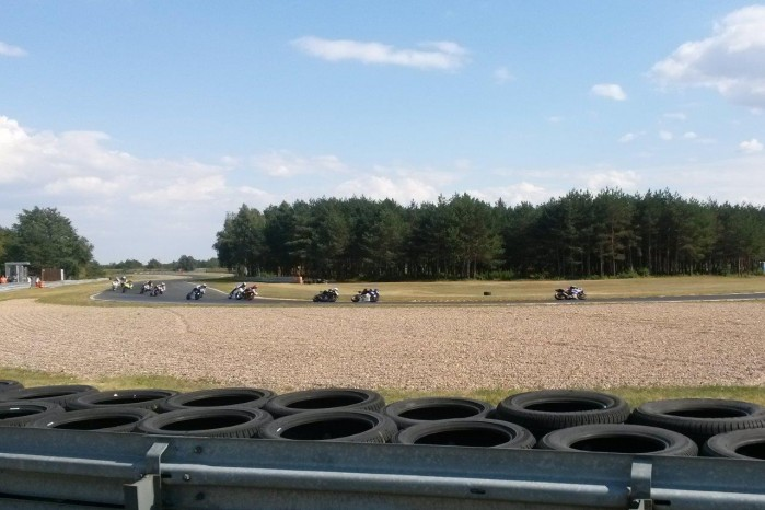 Slawinski Wy cigowe Motocyklowe Mistrzostwa Polski
