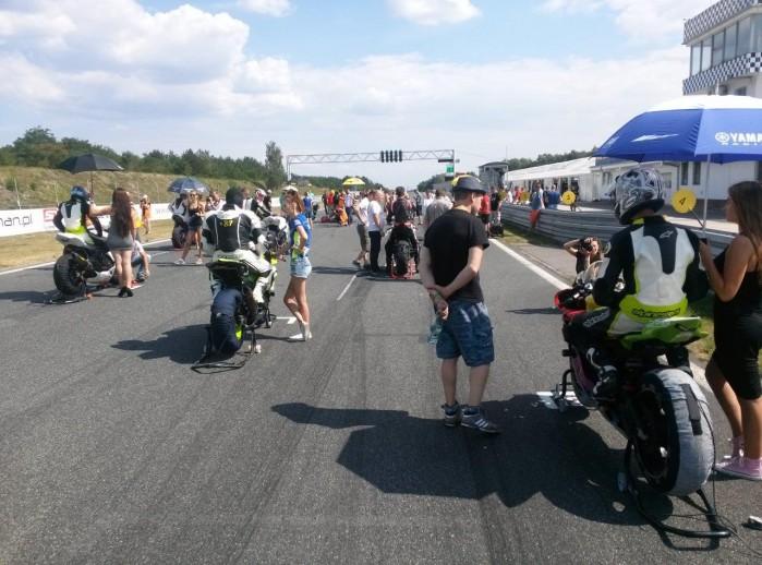 Tor Poznan Wy cigowe Motocyklowe Mistrzostwa Polski