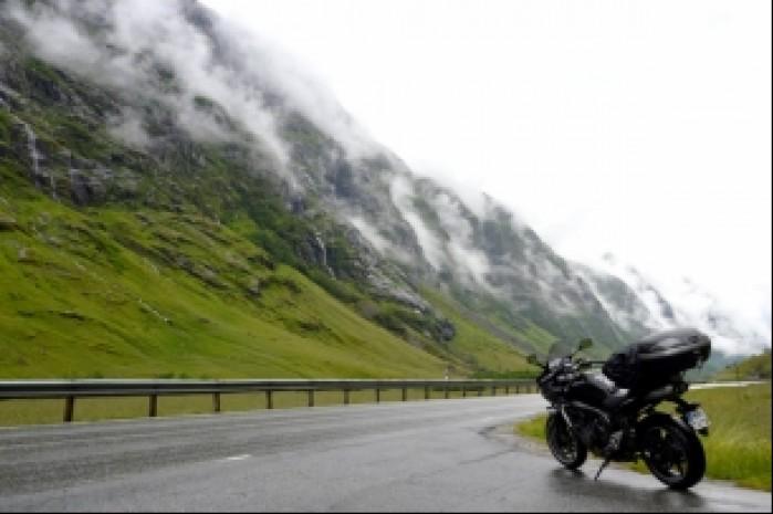 Norwegia przykladowy krajobraz