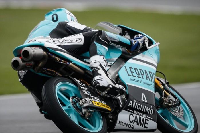 Danny Kent Silverstone