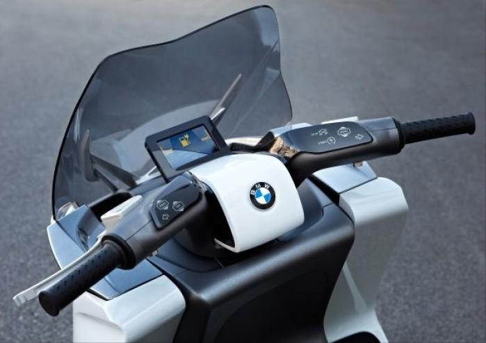 bmw c 350 2016 skuter