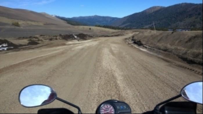 punkt widzenia motocyklisty