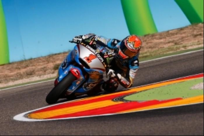 Tito Rabat Moto2 Aragon 2015