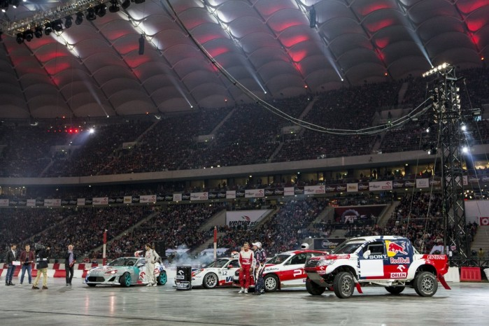 Verva Street Racing 2015 Stadion Narodowy