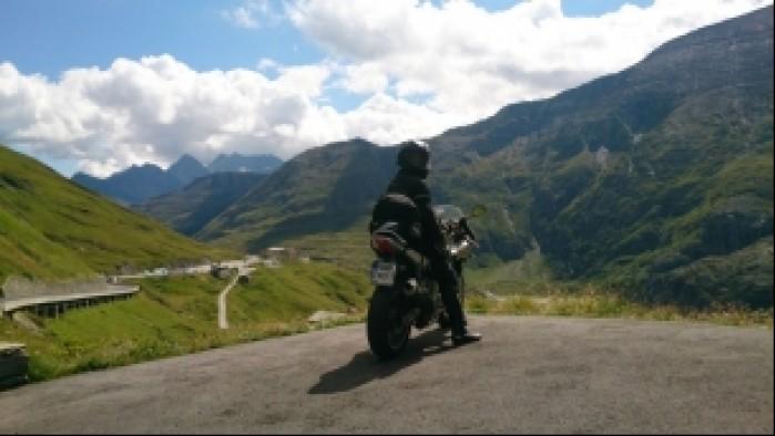 12 cudowny alpejski widok