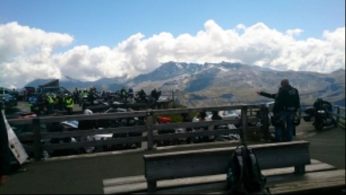 5 widoki z Edelweisspitze