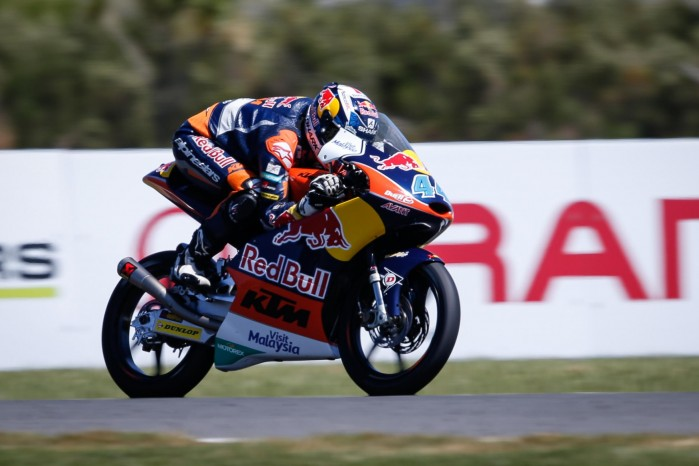 Miguel Oliveira GP Australii 2015 Moto3