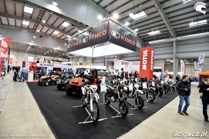 Kymco Ogolnopolska Wystawa Motocykli i Skuterow 2015