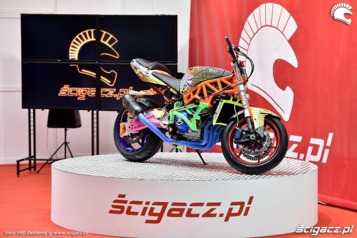 Motocykl Beka Ogolnopolska Wystawa Motocykli i Skuterow 2015