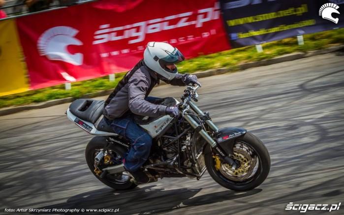 LukaszFRS drift Moto Show Bielawa Polish Stunt Cup 2015