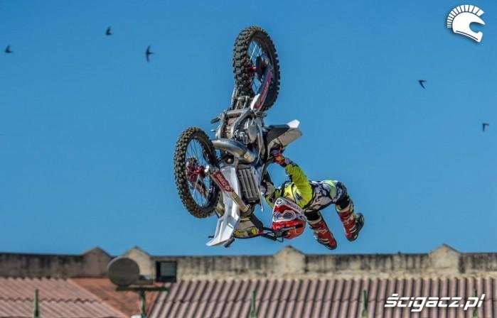 Maikel Melero Double Grab Flip