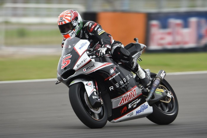 Johann Zarco Argentina Moto2