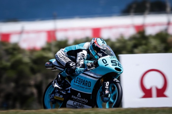 Danny Kent Moto3 Australia 2015