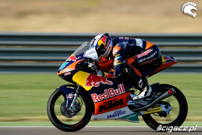 Miguel Oliveira Moto3 Aragon 2015