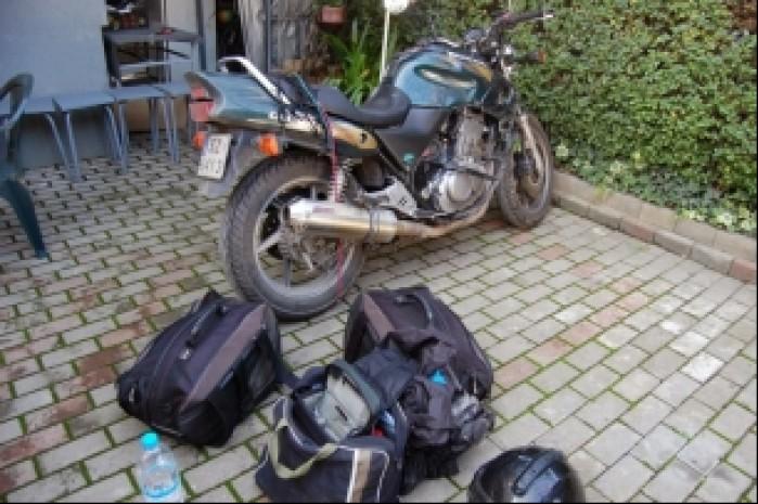 przygotowania do drogi