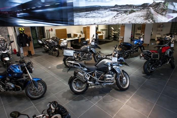 motocykle BMW Inchcape Warszawa