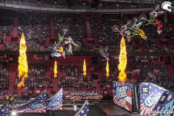 pokaz grupowy nitro circus live