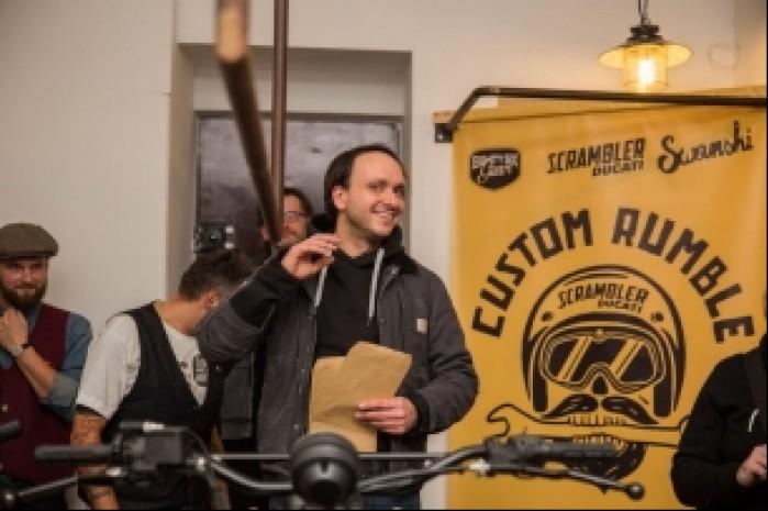 Ducati Scrambler Iron Lungs Christian Boosen