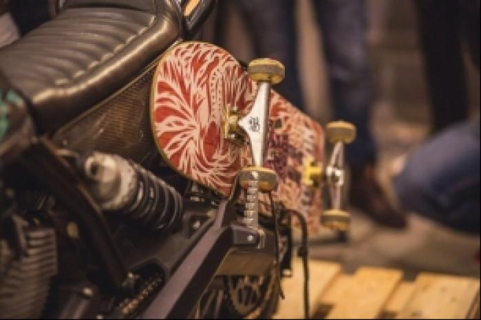 Ducati Scrambler Iron Lungs szczegoly