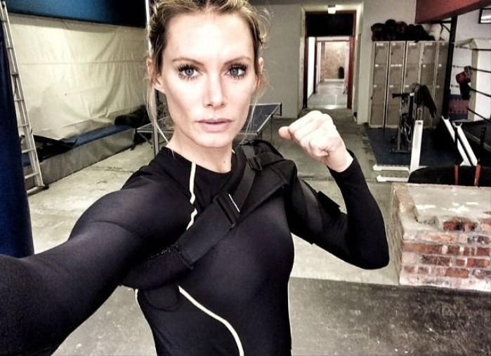Olivia Jackson Resident Evil