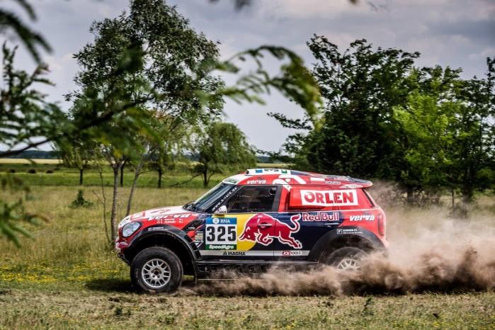 ORLENTeam Prolog Adam Malysz Dakar 2016